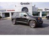 2017 Black Jeep Renegade Latitude #116871155
