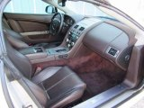 Aston Martin V8 Vantage Interiors