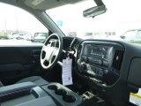 2017 Chevrolet Silverado 1500 WT Regular Cab 4x4 Dashboard