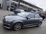 2017 Audi S3 2.0T Premium Plus quattro