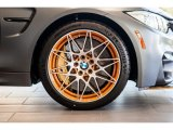 BMW M4 2016 Wheels and Tires