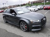 Audi S3 Data, Info and Specs