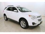 2010 Summit White Chevrolet Equinox LT #116898912