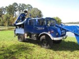 1977 Mercedes-Benz Unimog 416/U1100 Riot Recovery Vehicle
