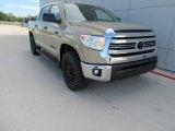 2017 Quicksand Toyota Tundra SR5 TSS Off-Road CrewMax #116919801