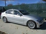2017 Glacier Silver Metallic BMW 3 Series 320i xDrive Sedan #116919958