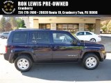 2014 True Blue Pearl Jeep Patriot Sport #116919665