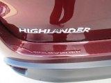 Toyota Highlander Badges and Logos