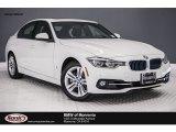 2017 Alpine White BMW 3 Series 330e iPerfomance Sedan #116919807