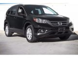 2013 Crystal Black Pearl Honda CR-V EX-L #116944516
