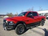 2017 Flame Red Ram 1500 Rebel Crew Cab 4x4 #116944561