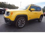 2017 Jeep Renegade Solar Yellow