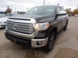 2017 Midnight Black Metallic Toyota Tundra Limited CrewMax 4x4 #116944659