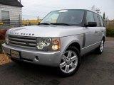 2005 Zambezi Silver Metallic Land Rover Range Rover HSE #1152564