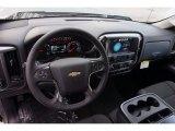 2017 Chevrolet Silverado 1500 LT Crew Cab Dashboard