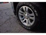 2017 Chevrolet Silverado 1500 LT Crew Cab Wheel