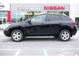 2009 Nissan Rogue SL Data, Info and Specs
