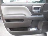 2017 Chevrolet Silverado 1500 WT Regular Cab 4x4 Door Panel