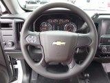 2017 Chevrolet Silverado 1500 WT Regular Cab 4x4 Steering Wheel