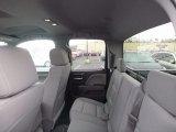 2017 Chevrolet Silverado 1500 Custom Double Cab 4x4 Rear Seat