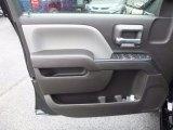 2017 Chevrolet Silverado 1500 Custom Double Cab 4x4 Door Panel