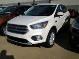 2017 White Platinum Ford Escape SE 4WD #116978549