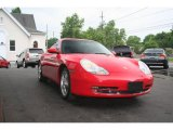 1999 Guards Red Porsche 911 Carrera Coupe #11669607