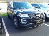 2017 Shadow Black Ford Explorer Sport 4WD #116978542