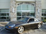1999 Black Metallic Porsche 911 Carrera Cabriolet #11667588