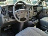 GMC Savana Van Interiors
