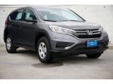 2016 Modern Steel Metallic Honda CR-V LX #116985526