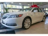 Acura RLX 2016 Data, Info and Specs