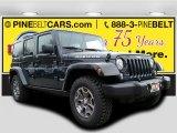 2017 Black Jeep Wrangler Unlimited Rubicon 4x4 #116992963