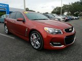 Chevrolet SS 2016 Data, Info and Specs
