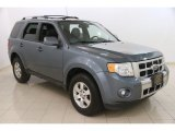 2010 Steel Blue Metallic Ford Escape Limited 4WD #116993198