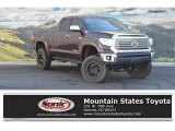 2016 Sunset Bronze Mica Toyota Tundra Limited Double Cab 4x4 #116992948