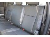 2016 Toyota Tundra Limited Double Cab 4x4 Rear Seat