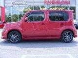 2009 Scarlet Red Nissan Cube 1.8 SL #11668853