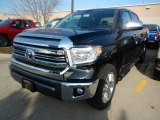 2017 Midnight Black Metallic Toyota Tundra 1794 CrewMax 4x4 #117016548
