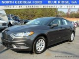 2017 Magnetic Ford Fusion S #117016262