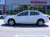 2007 Summit White Chevrolet Cobalt LS Sedan #11668885