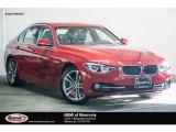 2017 Melbourne Red Metallic BMW 3 Series 330i Sedan #117016451