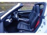 2016 Porsche 911 Targa 4 GTS Front Seat