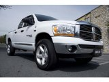 2006 Bright White Dodge Ram 1500 SLT Quad Cab 4x4 #11669605