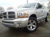 2006 Bright Silver Metallic Dodge Ram 1500 Sport Quad Cab 4x4 #11659598