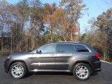 2014 Granite Crystal Metallic Jeep Grand Cherokee Summit 4x4 #117041514
