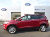 2017 Ruby Red Ford Escape SE 4WD #117041812