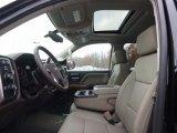 2017 Chevrolet Silverado 1500 LTZ Crew Cab 4x4 Cocoa/Dune Interior