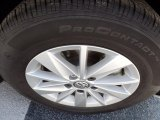 Volkswagen Golf SportWagen Wheels and Tires