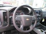 2017 Chevrolet Silverado 1500 LTZ Crew Cab 4x4 Steering Wheel